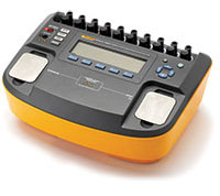 Defibrillatortester FLUKE Impulse 6000D